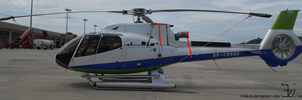 Helicopter 20140610 _ Eurocopter EC-130 _ 2 by K4nK4n