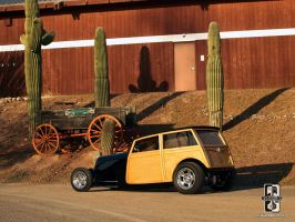 HotRod Woody by Swanee3