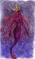 The Shadow Queen by LittleSakis-Aubade