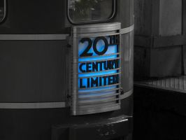 20th Century Limited Tail Sign by The-Nightshift