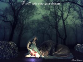 I will take care your dreams by TOVARDAMASO