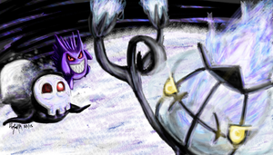 SS: Snow Ghosts by ArwingPilot114