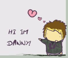 HI I'M DANNY - ID by paperplanez