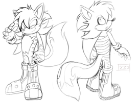 Sonic X: LOTCS - Sisco Concept by SiscoCentral1915