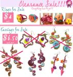 Buttons n wires clearance sale by colourful-blossom
