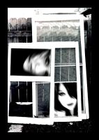 Who's In The Window? by ShatteredSocialScene