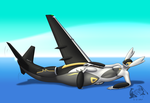 Pypper Laying Down by Sabre471