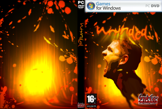 Wounded Game Cover by wolforce