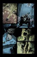 Hellblazer 259 page 3 by gammahed
