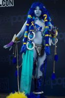 Oz Comic Con Melbourne '15 - My Shiva Cosplay by heidzdee818