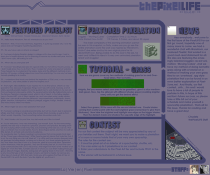 thePixelLIFE Issue 01 by thepixellife