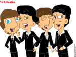 PnF- The Beatles by pjcb12
