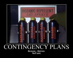 Motivation - Contingency Plans by Songue