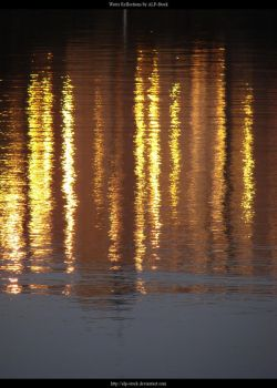 Water Reflections by ALP-Stock