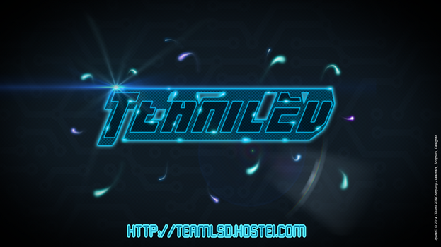 JpotatO -TeamL2D Banner 08.2014-Holographic by TeamL2DCompany