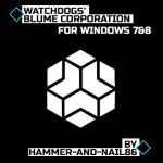 Blume Corporation orb by Hammer-and-Nail86
