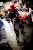 Red Hood Jason Todd by Santy-Orm