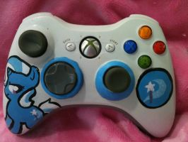 trixie controller view 2 by candyponi