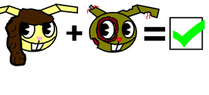 springbellelover x springtrap opinion in HTF by candy-x-cindy