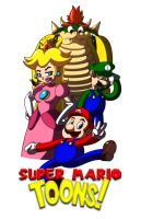 Super Mario Toons! by Dee-Artist