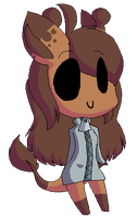 PC chibi - Gigi the Giraffe by skuIIy