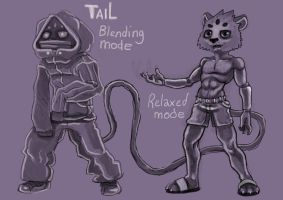 Tail the chimera ant by DevilAntRat