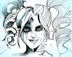 Double faced Harley by TatyJoyTimelessriver