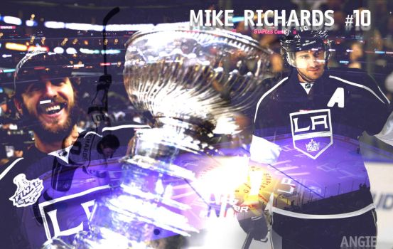 Mike Richards by AngiesWallpapers