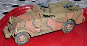 M3 scout car post W.W.3 by Dru-Zod