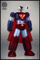 Super Mazinger Z by Benares78