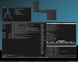 Archblue Openbox by Nikkee