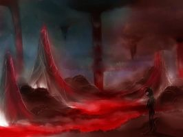 blood lake by Dye-EvolveII