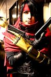 Vincent Valentine by Kabuki-Princess