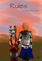 Ahsoka Tano and Captain Rex - Rules by Giorgia99