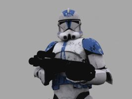 Can't mess with the 501st by Robotlouisstevenson
