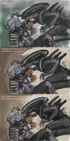 tutorial alienVS dead space by vitorzago