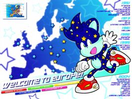 Europe Amine Wallpaper by NekoAmine