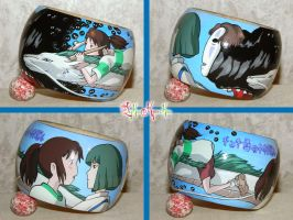 Bracelet Spirited away by Snufkin-Girl