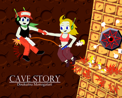 Cave Story: Iron Bond by YattaroSB