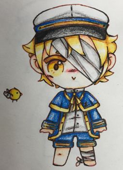 Vocaloid Oliver Chibi by hay0225