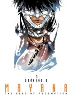 Mayana Vol 1 Cover by Dedefox
