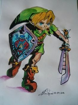 young link by mazerati91
