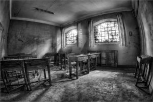 school is out... by FatmeBondage