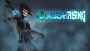 Metal Gear Rising Thumbnail by TacoMasky