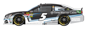 Kasey Kahne Time Warner Cable Chevrolet by KobaltTools48