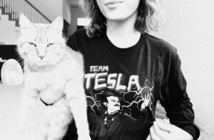 I Am Team Tesla by HappinessIsContagion