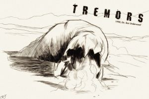 31 Days of Horror: Tremors by Deimos-Remus
