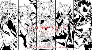 CF2013 Coming Soon by SantaFung