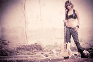 Carol Rocks IV by casablancas-studio