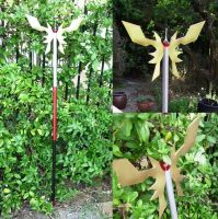 FFVII: Princess Guard Staff by rallamajoop